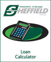 Ike's Small Engine Sheffield Loan Payment Calculator